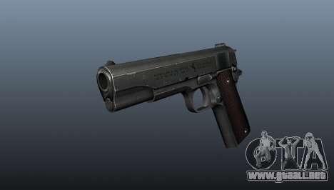 Pistola M1911 v5 para GTA 4