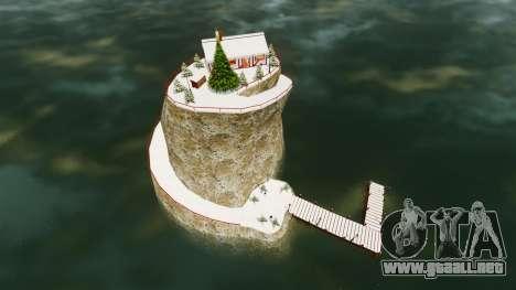 Isla de Navidad para GTA 4