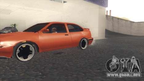 Seat Cordoba SX para GTA San Andreas left