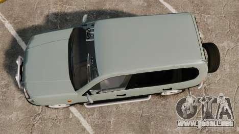 Vaz-2123 v1.1 para GTA 4 visión correcta