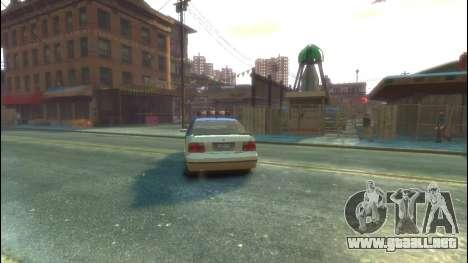 Policía del GTA 5 para GTA 4 visión correcta