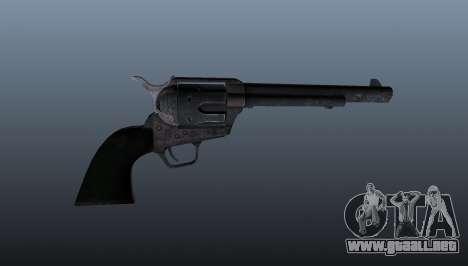 Revólver Cattleman para GTA 4 tercera pantalla