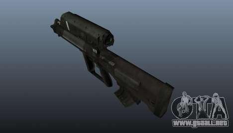El lanzagranadas XM-25 para GTA 4 tercera pantalla