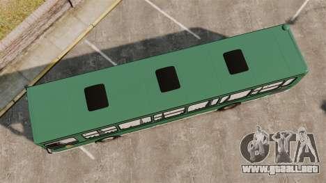 LIAZ-5256 45-01 para GTA 4 visión correcta