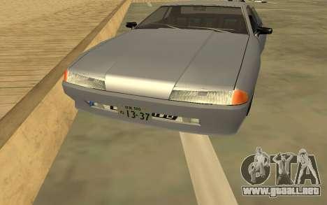 GTA V to SA: Realistic Effects v2.0 para GTA San Andreas décimo de pantalla