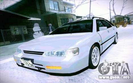 Honda Accord Wagon para GTA San Andreas