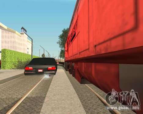Entonado Premier V2 para GTA San Andreas left