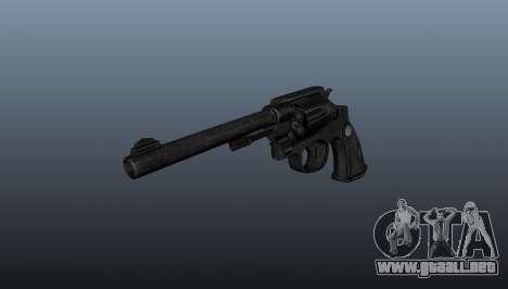 Revólver de doble acción para GTA 4