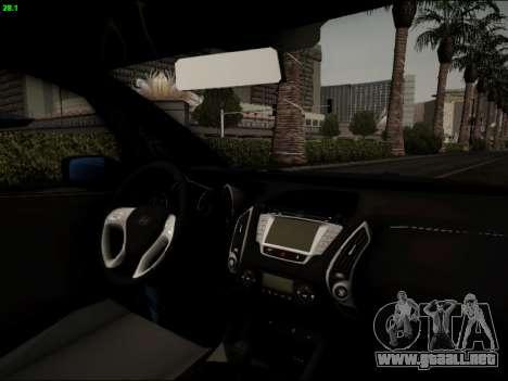 Hyundai ix20 para vista lateral GTA San Andreas
