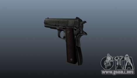 Pistola M1911 v5 para GTA 4 segundos de pantalla