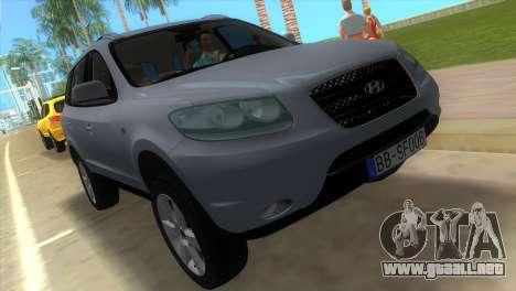 Hyundai Santa Fe 2006 para GTA Vice City