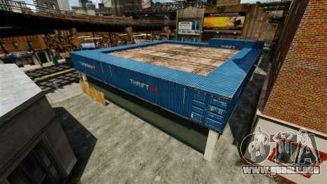 Garaje para GTA 4