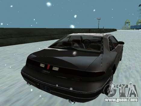 Lincoln Continental Mark VIII 1996 para el motor de GTA San Andreas