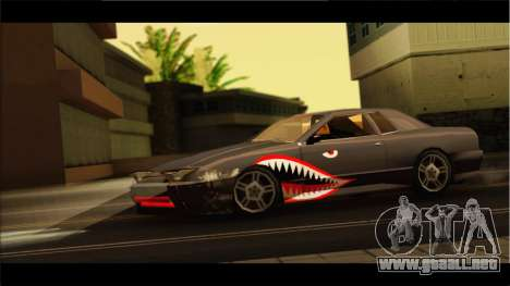 Elegy Sleep para GTA San Andreas