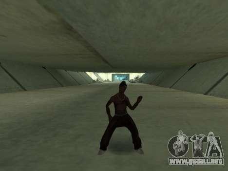 Bailan para GTA San Andreas