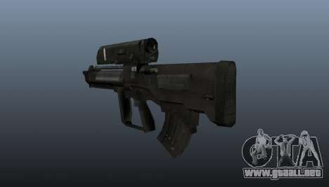 El lanzagranadas XM-25 para GTA 4 segundos de pantalla