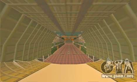 Andromada GTA V para la vista superior GTA San Andreas