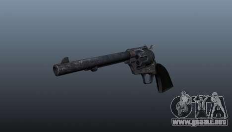 Revólver Cattleman para GTA 4