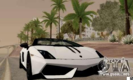 VI ENB para PC baja para GTA San Andreas