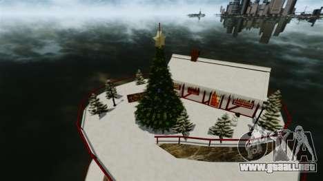 Isla de Navidad para GTA 4 tercera pantalla