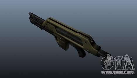 Rifle M41A L-E-N asesino para GTA 4 tercera pantalla