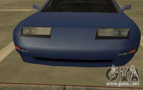 GTA V to SA: Realistic Effects v2.0 para GTA San Andreas twelth pantalla