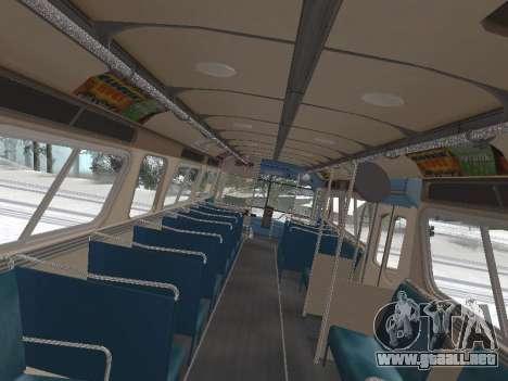 GM TDH-5303 1969 v1.0 para visión interna GTA San Andreas