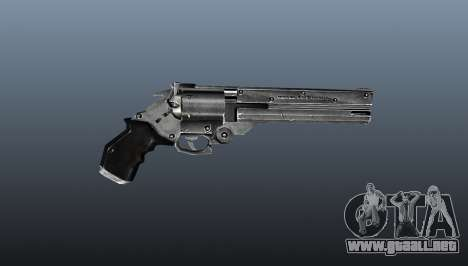 Trigun Revolver para GTA 4 tercera pantalla