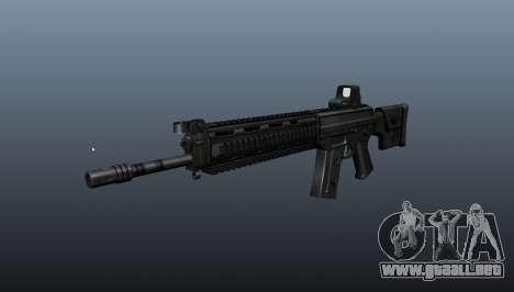 Fusil SIG SG 751 v1 para GTA 4