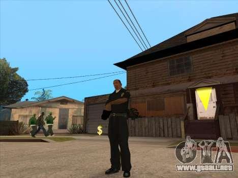GŠG-7, 62 para GTA San Andreas tercera pantalla