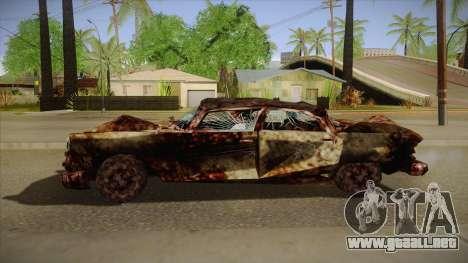 New Glenshit para GTA San Andreas left