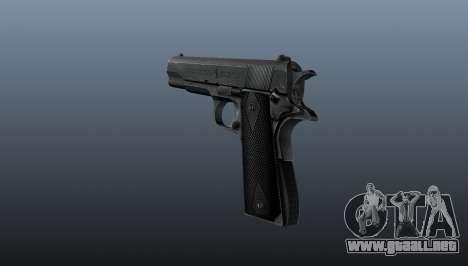 Pistola M1911 v3 para GTA 4 segundos de pantalla