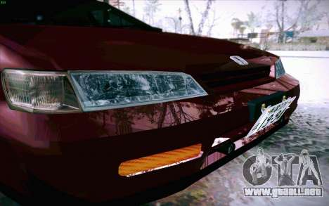 Honda Accord Wagon para la vista superior GTA San Andreas
