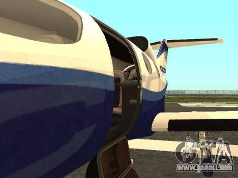 La épica victoria de Microsoft Flight Simulator para la visión correcta GTA San Andreas