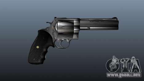 Revólver Colt Anaconda v1 para GTA 4 tercera pantalla