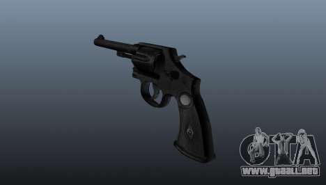 Revólver de doble acción para GTA 4 segundos de pantalla