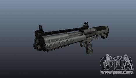 Kel-Tec KSG escopeta 12 v2 para GTA 4