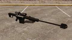 El francotirador Barrett M82 rifle v2