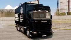 Nuevo camión SWAT