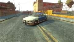 Policía del GTA 5 para GTA 4