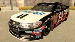 Chevrolet SS NASCAR No. 14 Mobil 1 Tracker Boats para GTA San Andreas