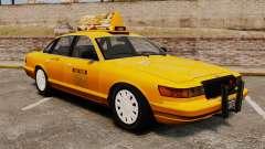 Taxi con nuevo disco v2 para GTA 4