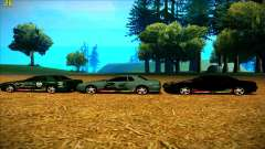 New paintjob for Elegy para GTA San Andreas