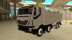 Hola-Land volquete Iveco para GTA San Andreas