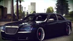Chrysler 300C Stance