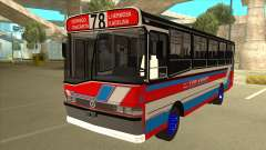 Mercedes-Benz OHL-1320 Linea 78 Los Andes para GTA San Andreas