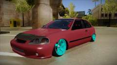 Honda Civic EK9 Drift Edition para GTA San Andreas