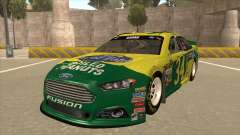 Ford Fusion NASCAR No. 34 Peanut Patch para GTA San Andreas