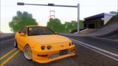 Honda Integra Type-R Hellaflush para GTA San Andreas
