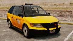 Taxi mejorada